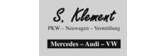 S. Klement PKW - Neuwagen - Verm